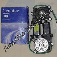 Двигатель оригинального стеклоподъемника Lanos, Sens Genuine (Корея)