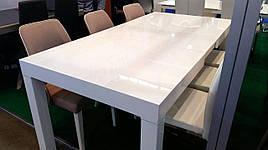 Стол раскладной B2257 DAO SUN, белый
