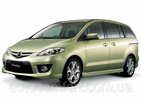 Лобовое стекло на Mazda Premacy (Минивэн) (1999-2005)