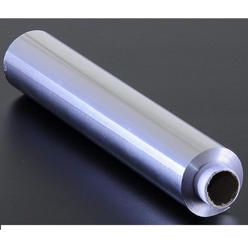 Фольга 100м*28см алюминиевая пищевая