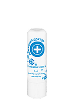Гигиеническая помада «Ромашка и липа» Домашний Доктор 3.6г