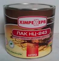Лак нитро мебельный НЦ-243 (матовый) Химрезерв (2кг)