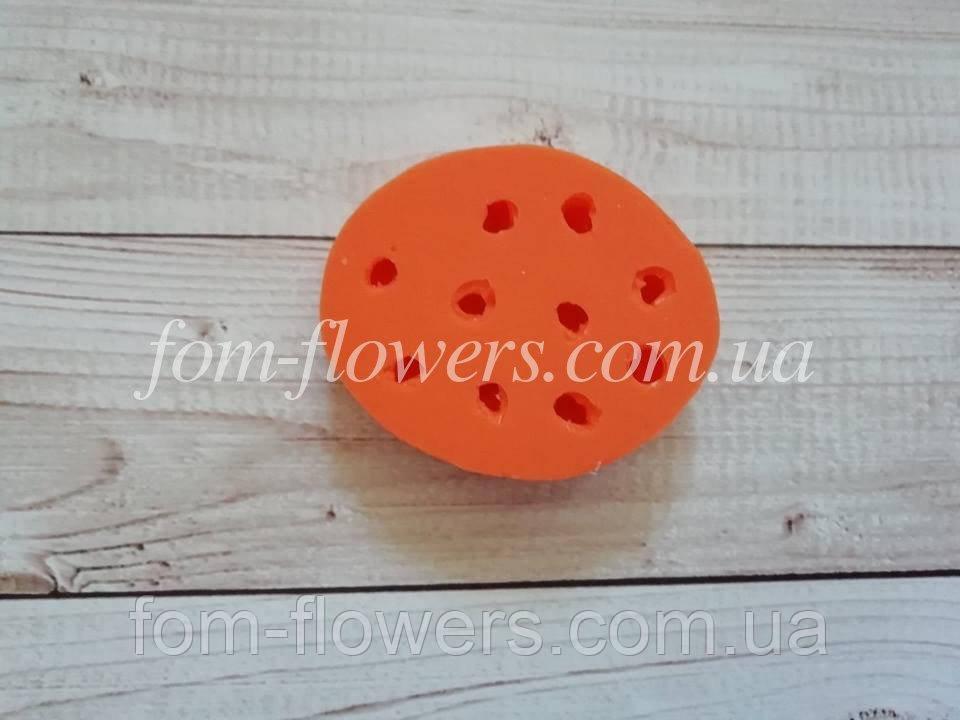 Силиконовая форма для создания ягод Рябины, фото 1