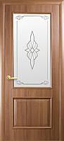 """Дверь Интера Deluxe P (ПВХ) """"Вилла"""" (P1), фото 1"""