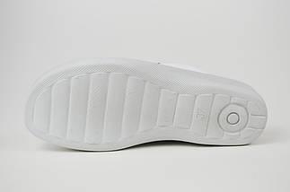 Тапочки медичні білі Inblu ESD41, фото 3