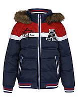 """Детская куртка George """"Модник""""  для мальчика, рост 86см, 92см куртка с капюшоном"""