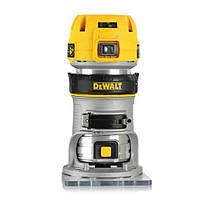 Фрезер окантовочный DeWALT 900 Вт,16000-27000 об/мин,цанга 6-8 мм.,макс. фреза 36 мм,9,1 кг, шт