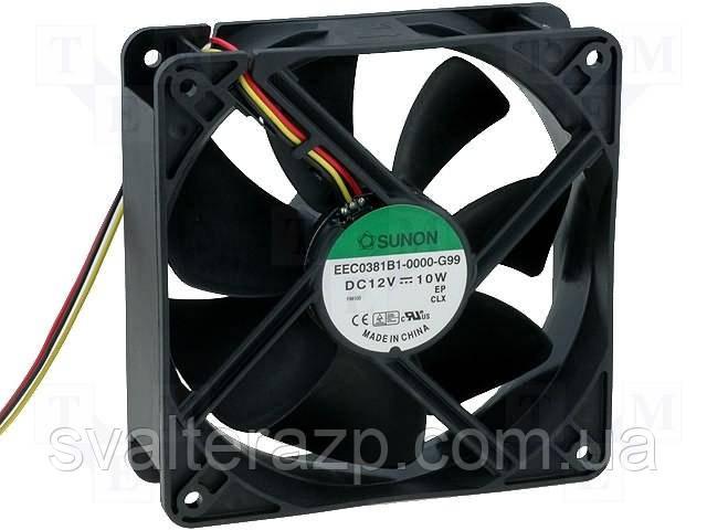 Промышленный вентилятор EEC0381B1-G99 Sunon