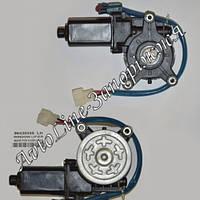 Двигатель стеклоподъемника левый Grok (Китай) Daewoo Lanos, ЗАЗ Sens