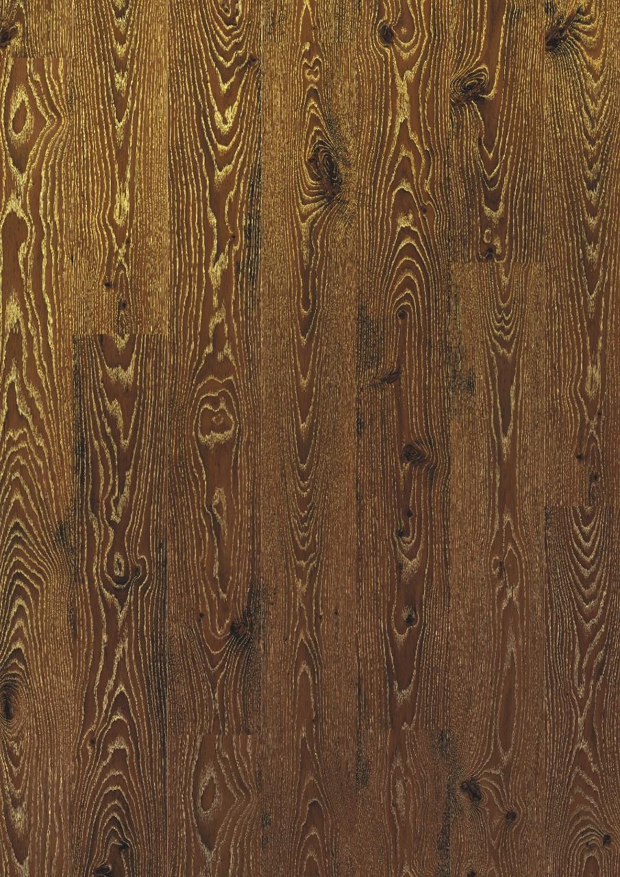 Ламинат Quick step коллекция Eligna декор Metallic ceruse oak gold