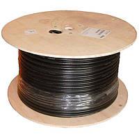 Одножильный нагревательный кабель для снеготаяния Nexans TXLP 0.13 OHM/M BLACK