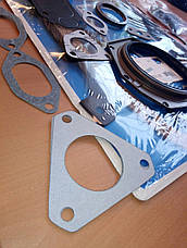 Комплект прокладок двигателя 2,8 IVECO VICTOR REINZ (без переднего сальника и прокладки ГБЦ) 01-33951-07, фото 3