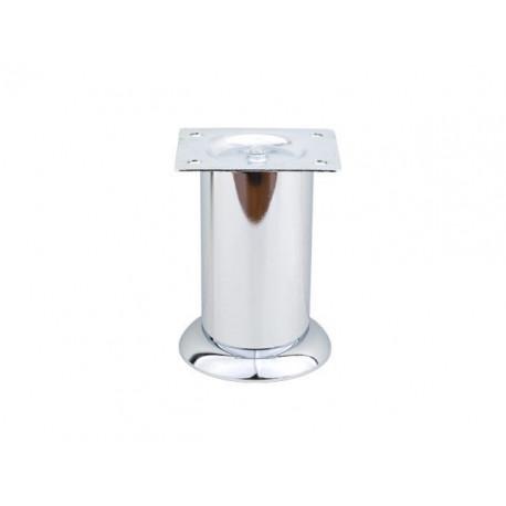 Ножка мебельная нерегулируемая Sigma D-50 H-120 хром