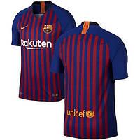 Футбольная форма Барселона (fc Barcelona) 2018-2019 домашняя