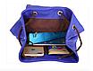 Рюкзак женский кожзам с заклепками Daren Бежевый, фото 4