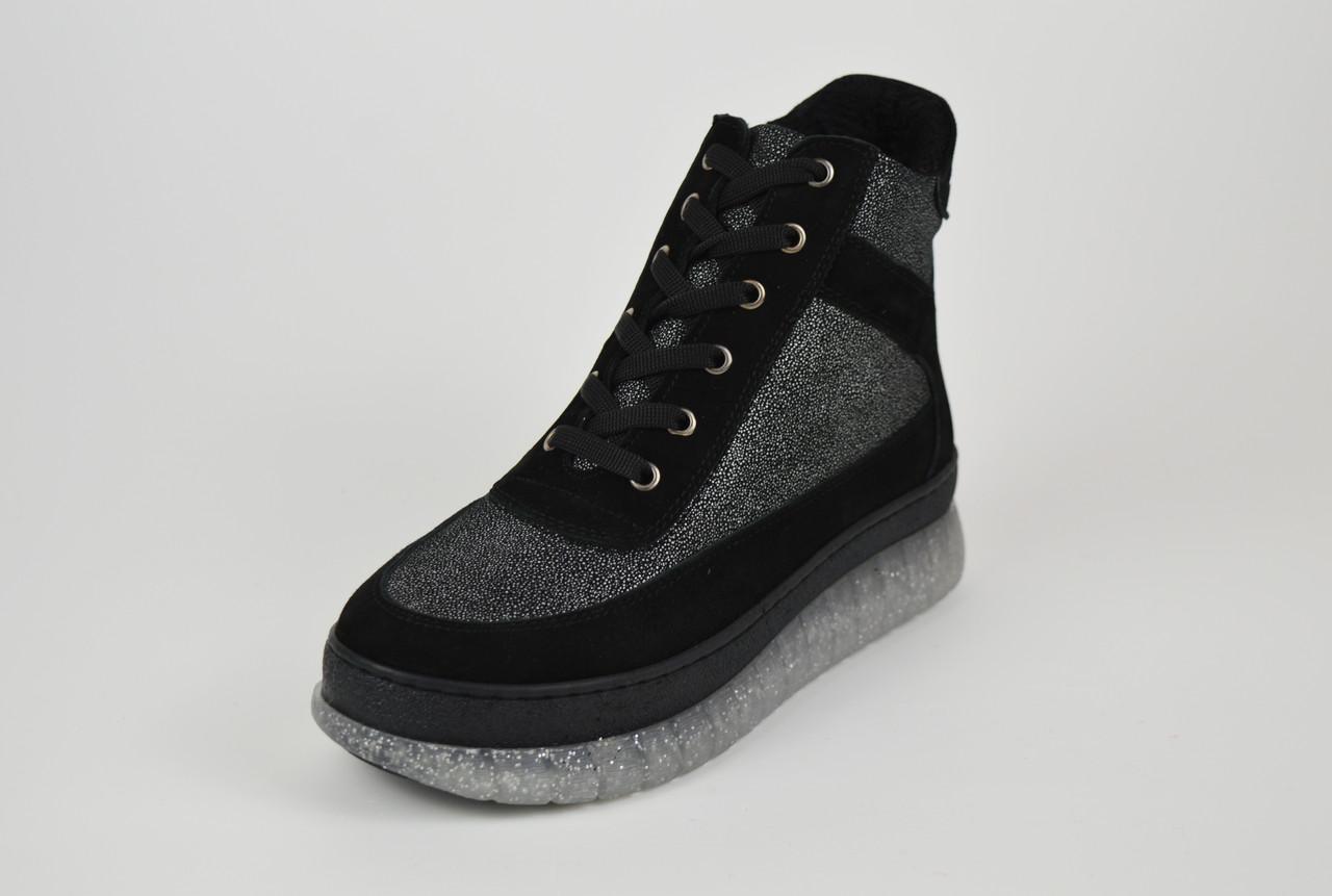Ботинки на платформе Donna Style 30698 - КРЕЩАТИК - интернет магазин обуви  в Александрии 012ea1f48cd26