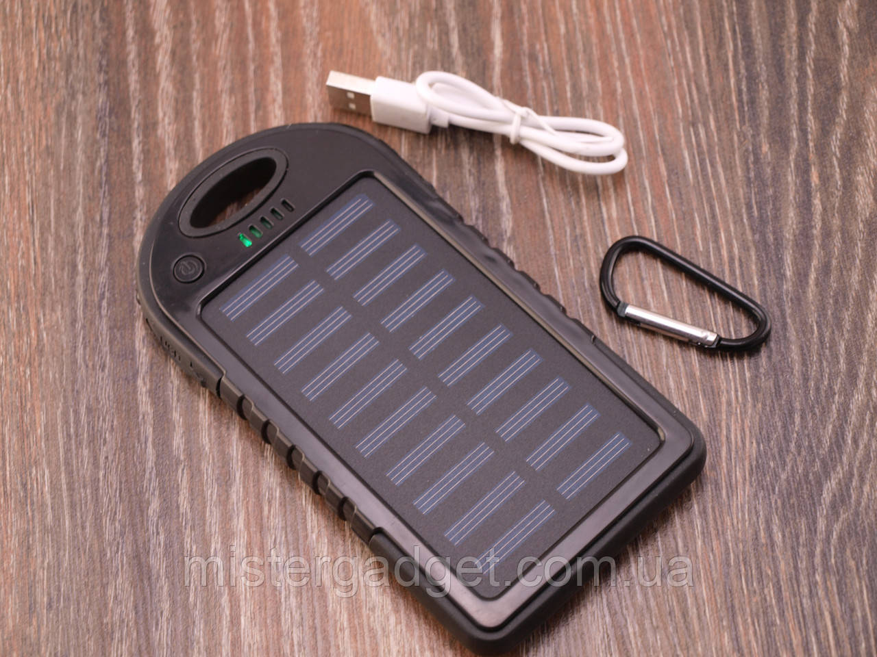 Солнечная батарея Solar PowerBank 20000mah Павербанк
