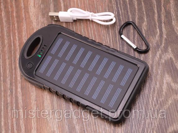 Солнечная батарея Solar PowerBank 20000mah Павербанк , фото 2