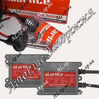 Комплект ксенона STARLITE Slim budget H1 5000K