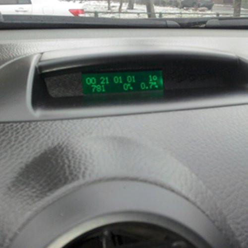Бортовой компьютер Циклон Chevrolet Lacetti