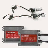 Комплект биксенона FANTOM Slim 35W H4 5000K, фото 1