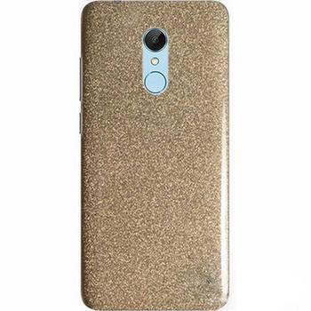 "Накладка Xiaomi Redmi 5 Plus ""Shine"" Золотая"