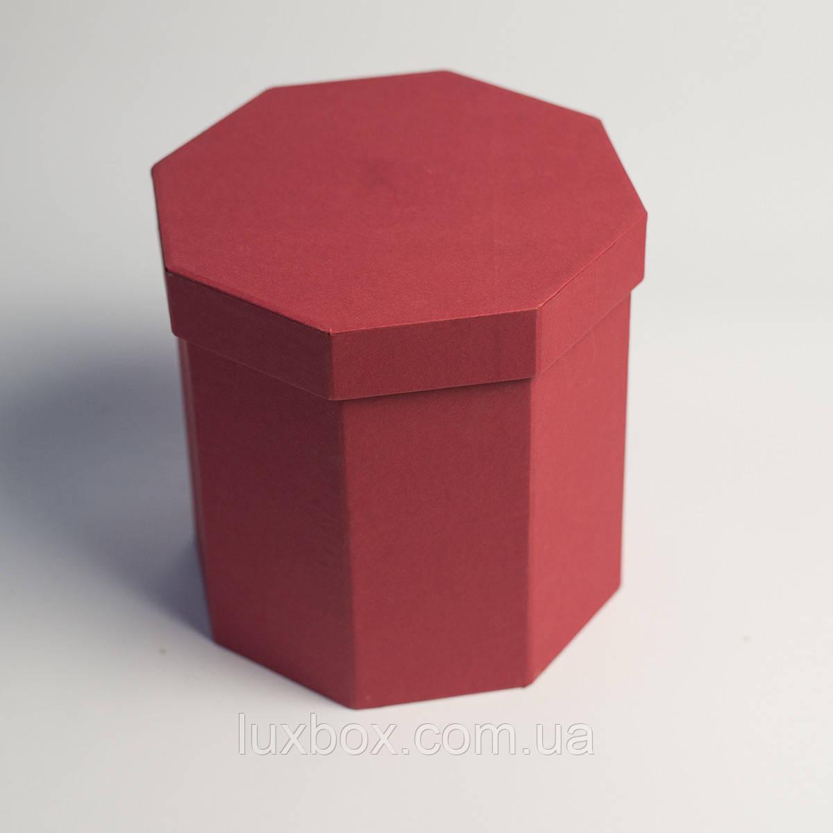 Коробка Вісьмигранник h16/d16