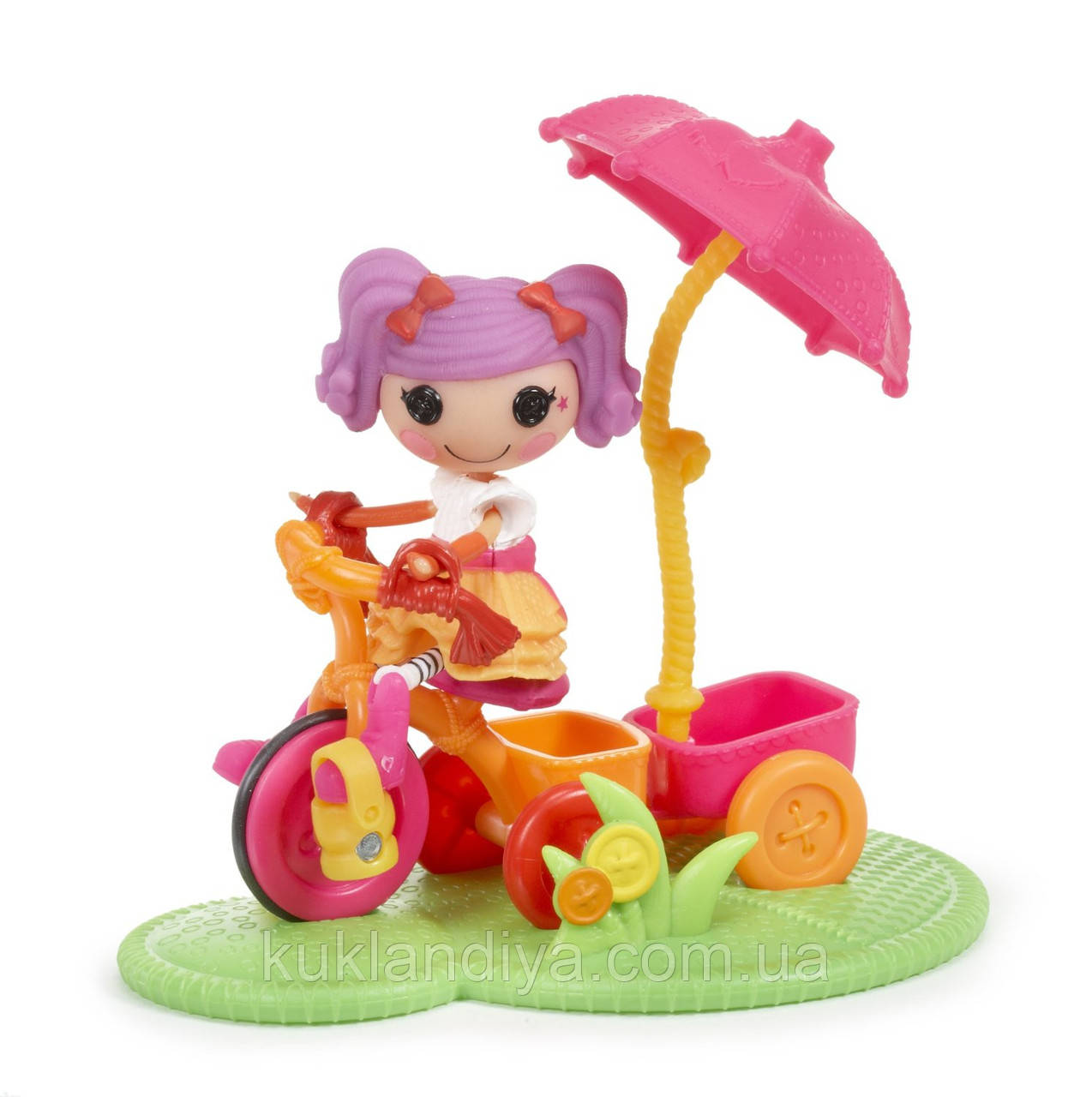 Mini Lalaloopsy Ready...Set...Play! - Trike