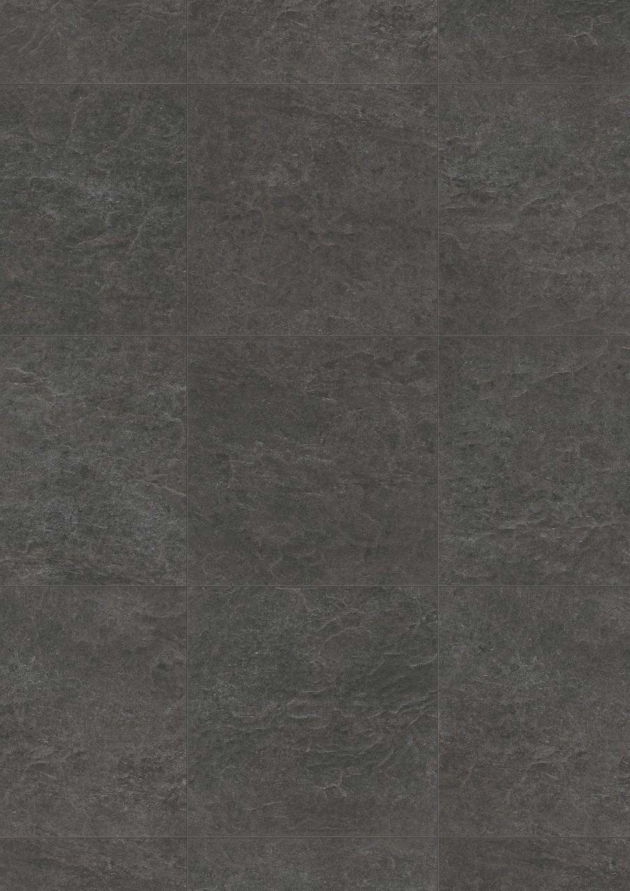 Ламінат Quick step колекція Exquisa декор Сланець чорний