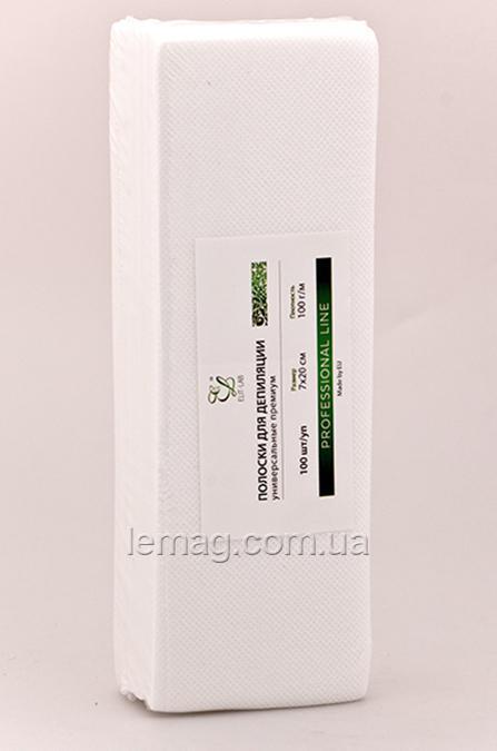 ELIT-LAB Полоски для депиляции-шугаринг, 100 шт.