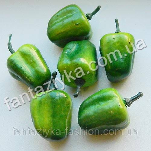 Болгарский перец 35мм зеленый