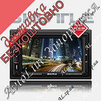 Автомагнитола SHUTTLE SDUD-6960 Black/Multicolor MP5 ресивер 2DIN