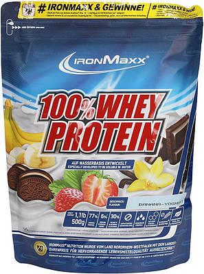 Протеин IronMaxx 100% Whey Protein (500 g)