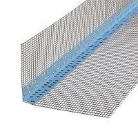 THERMOMASTER уголок ПВХ с сеткой 7 + 7    3м