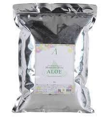 ANSKIN Альгинатная Маска Алоэ (Расфасовка) Modelin Mask Aloe 50g/125ml