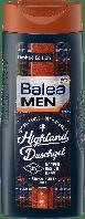 Balea Men Highland 3in1 – мужской гель для душа и шампунь 3в1, 300 мл.