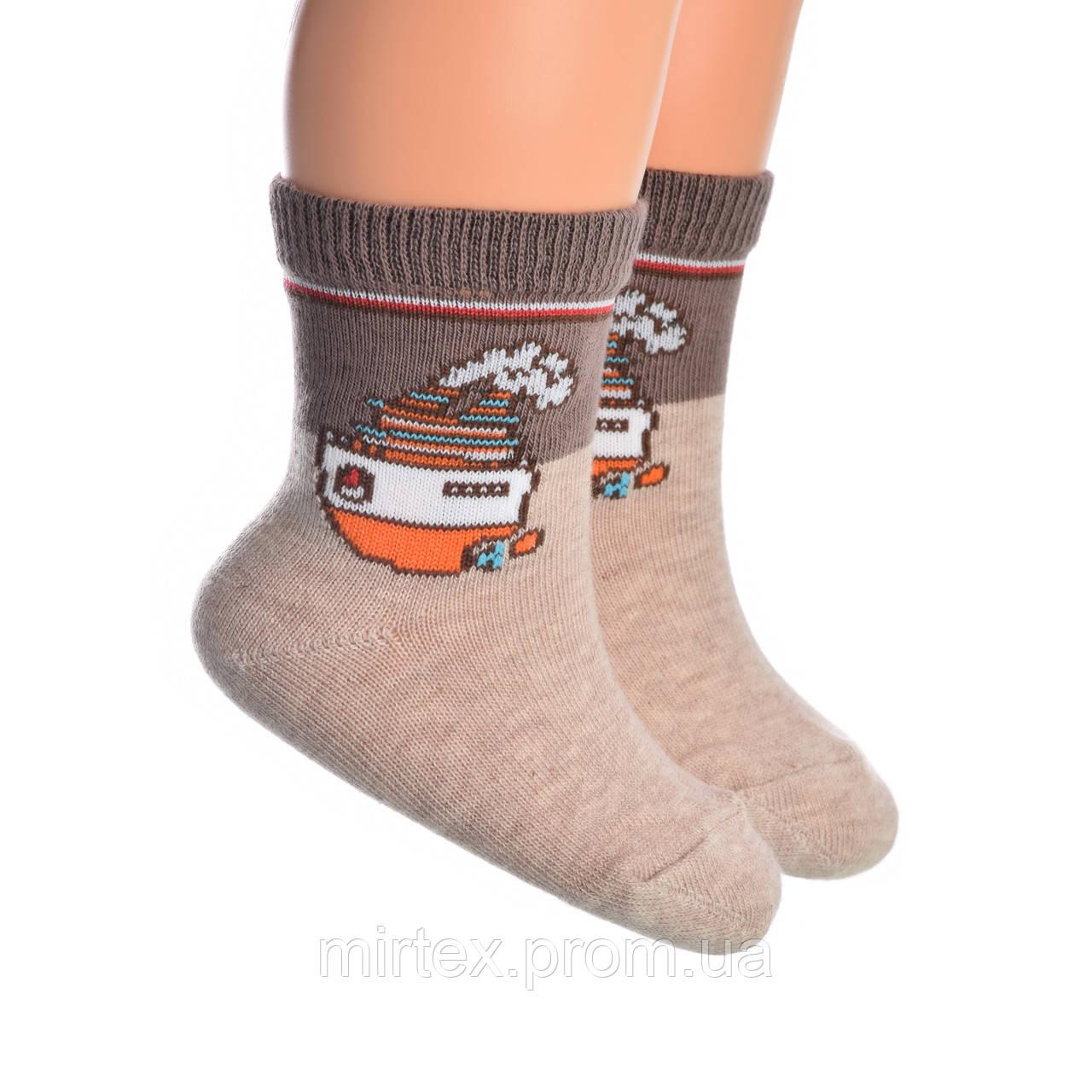Носки детские для мальчиков демисезонные  Кораблик Anita Kids