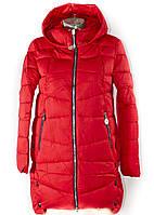 Куртка женская зимняя AOWEELIA на тинсулейте, р.S-2XL (Китай) купить оптом в Одессе на7км