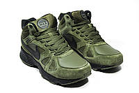 Зимние ботинки (на меху) мужские Nike Air Max 1-020 (реплика)