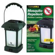 Портативный набор для защиты от комаров Thermacell MR-9L 2 в 1