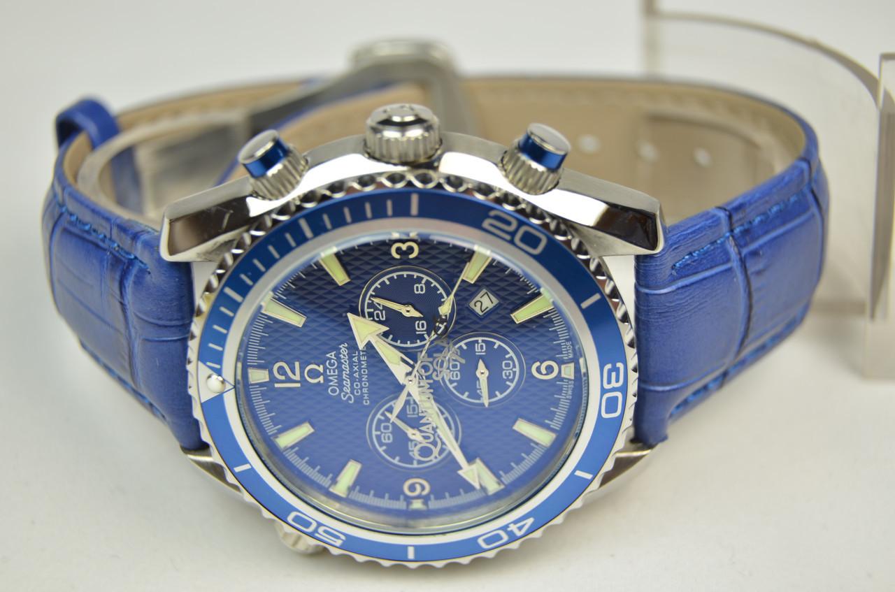Мужские часы Omega Seamaster  Diver Co-Axial