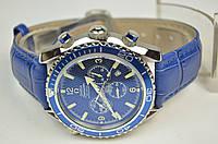 Мужские наручные часы ААА класс хронограф водонепроницаемые, фото 1