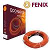 Тонкий двухжильный кабель Fenix ADSV 10 - 600Вт/0,5 м кв. для укладки под плитку