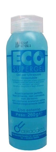 Гель для УЗИ (260 г) ECO Supergel, Италия