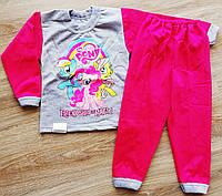 Пижама на байке для девочки  My little pony