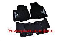 К/с ворс Audi A6 коврики салона в салон на AUDI Ауди A6 С6 (2006-2011) 2,7D;3,0D; 2,4І /Чёрные 5шт