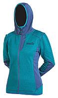 Куртка - кофта флисовая женская Norfin Women Ozone Deep Blue