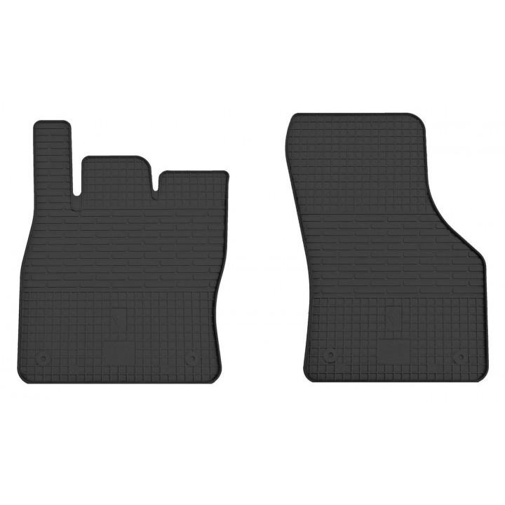 STINGRAY Коврики в салон Volkswagen Golf VII '12- (Передние 2шт.)