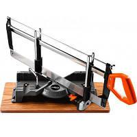 Стусло Neo Tools поворотное (углорез) 600 мм (44-600)