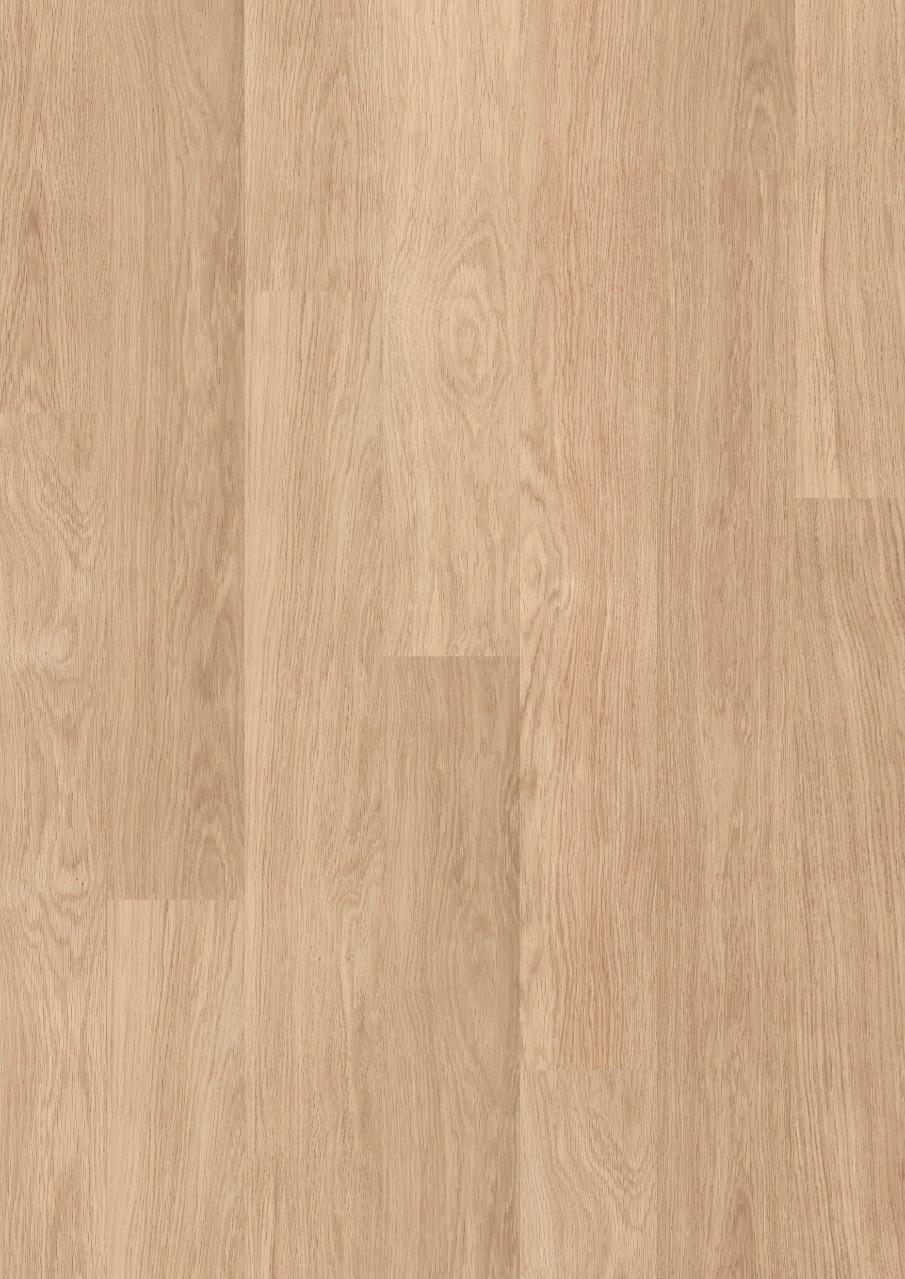 Ламінат Quick step колекція Eligna декор Дуб білий лакований